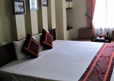 Hotelværelse i Hanoi