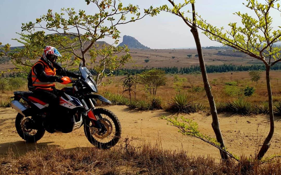 Tværs over tropeøen Madagaskar – på to hjul