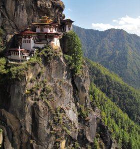 Bhutan Tempel