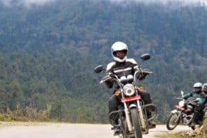MC i Bhutan